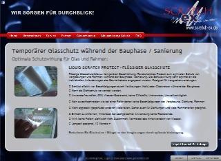 SCRATCH-EX Glasschutz